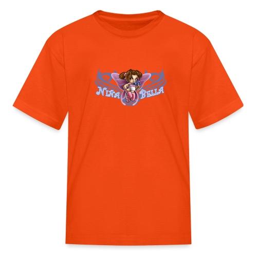 Nina Bella by RollinLow - Kids' T-Shirt