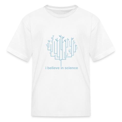 science - Kids' T-Shirt