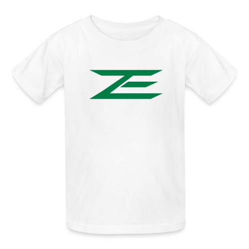 Final_ZACH_LOGO - Kids' T-Shirt