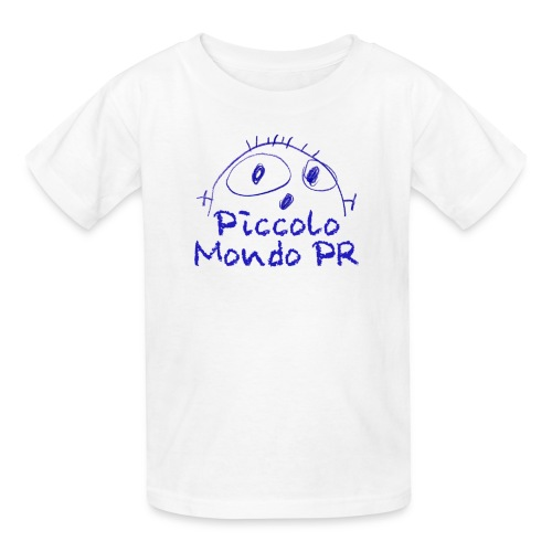 PICCOLO MONDO PR - Kids' T-Shirt