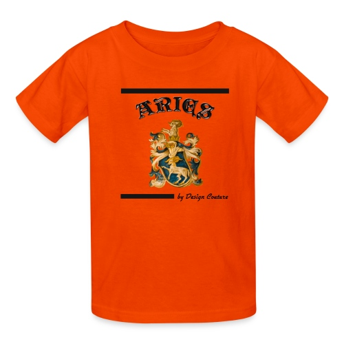 ARIES BLACK - Kids' T-Shirt