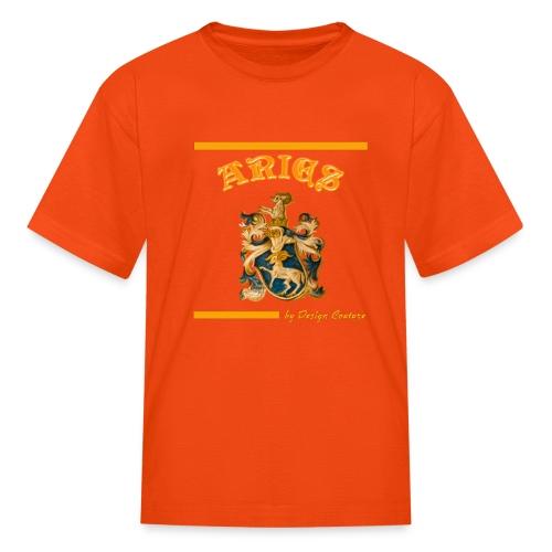 ARIES ORANGE - Kids' T-Shirt