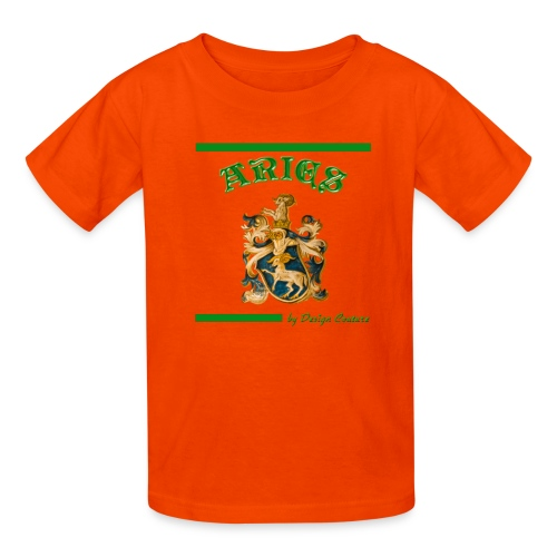 ARIES GREEN - Kids' T-Shirt