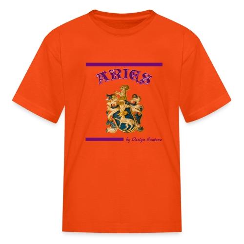ARIES PURPLE - Kids' T-Shirt