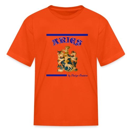 ARIES BLUE - Kids' T-Shirt