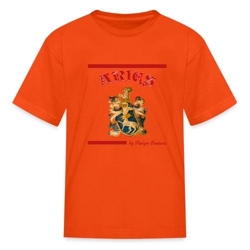 ARIES RED - Kids' T-Shirt