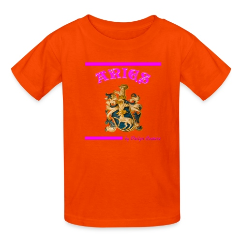 ARIES PINK - Kids' T-Shirt
