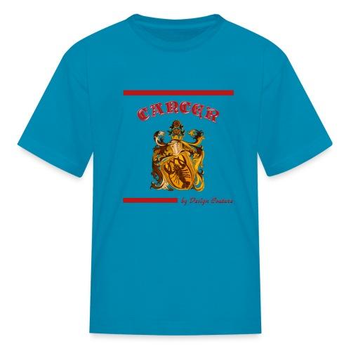 CANCER RED - Kids' T-Shirt