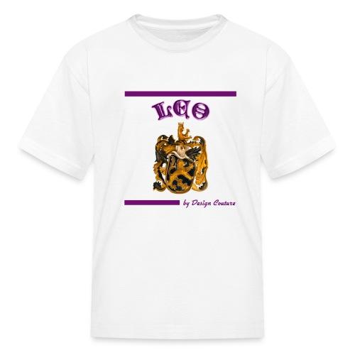 LEO PURPLE - Kids' T-Shirt