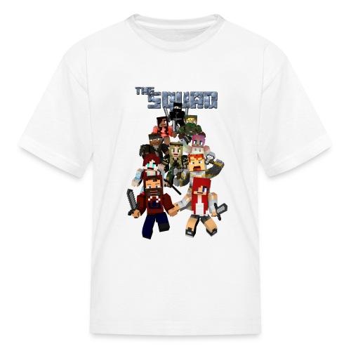 jump squad big - Kids' T-Shirt