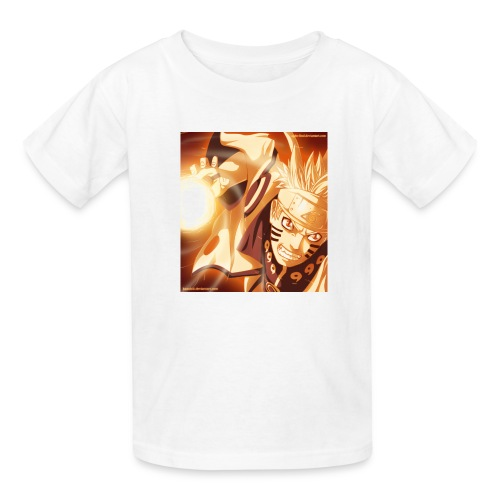 kyuubi mode by agito lind d5cacfc - Kids' T-Shirt