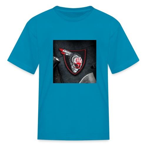 SavageRedHand - Kids' T-Shirt