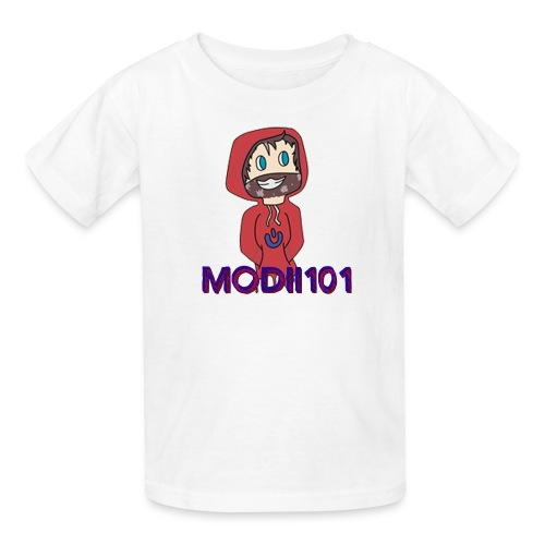 MODII FACE FINAL - Kids' T-Shirt