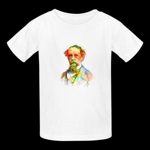 What the Dickens? | Classic Literature Lover - Kids' T-Shirt