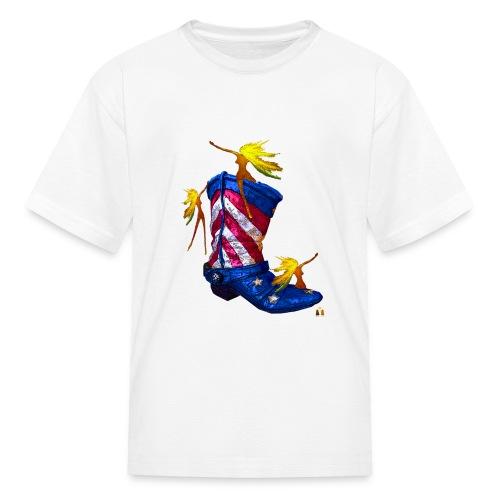 Boot Hoot - Kids' T-Shirt