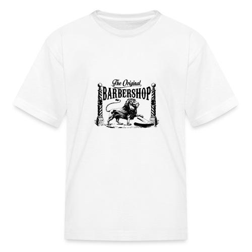 The Original Barbershop - Kids' T-Shirt