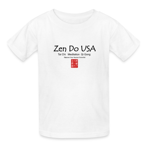 Zen Do USA - Kids' T-Shirt