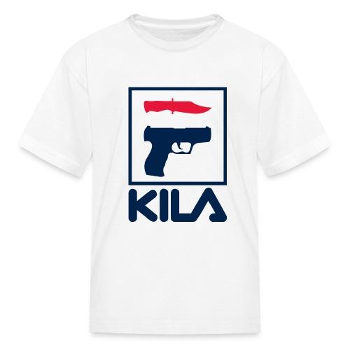 Kila - Kids' T-Shirt