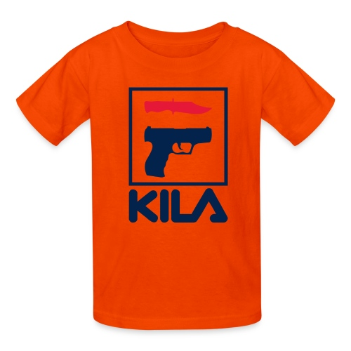 Kila - Kids' T-Shirt