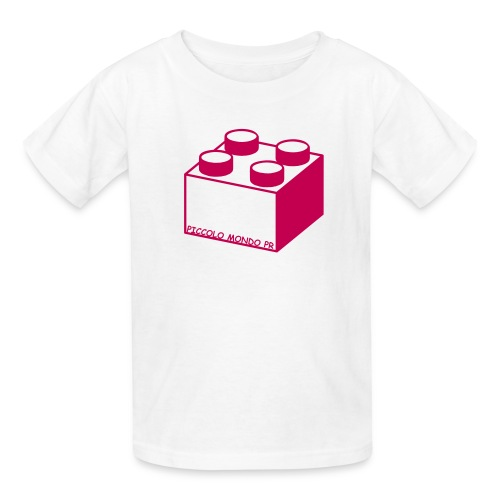 legoblock - Kids' T-Shirt