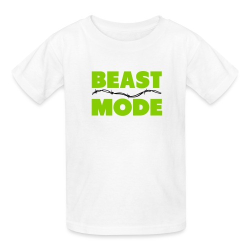 Beast Mode - Kids' T-Shirt