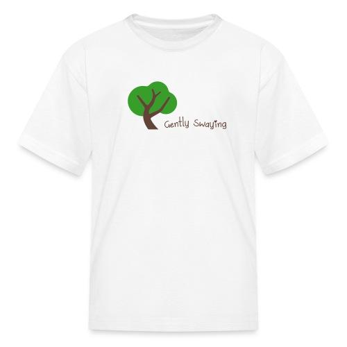 Gently Swaying - Kids' T-Shirt