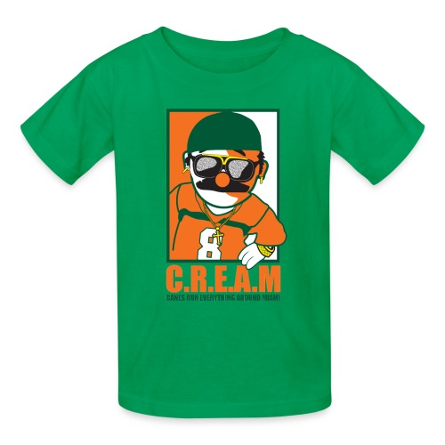pepebillete cream - Kids' T-Shirt