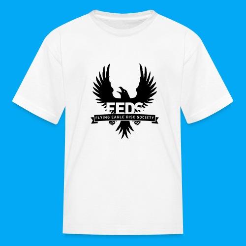 Flying Eagle Disc Society - Kids' T-Shirt