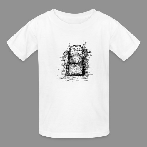 Ominous - Kids' T-Shirt