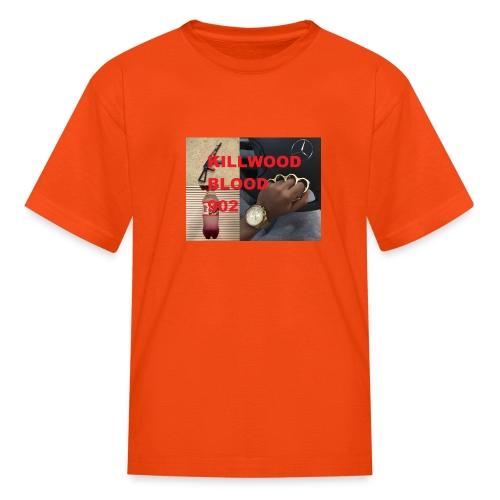 Killwood Blood 902 - Kids' T-Shirt