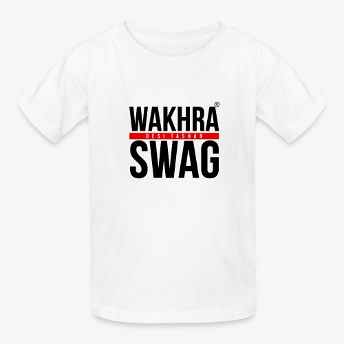 Wakhra Swag B - Kids' T-Shirt