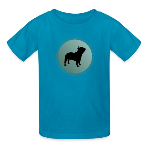 French Bulldog - Kids' T-Shirt