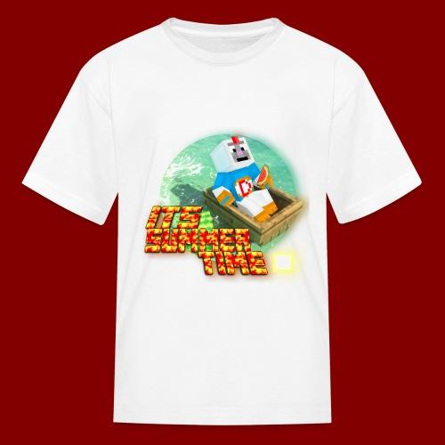 IT SUMMER TIME (SHIRTS, ACCESORIES) - Kids' T-Shirt