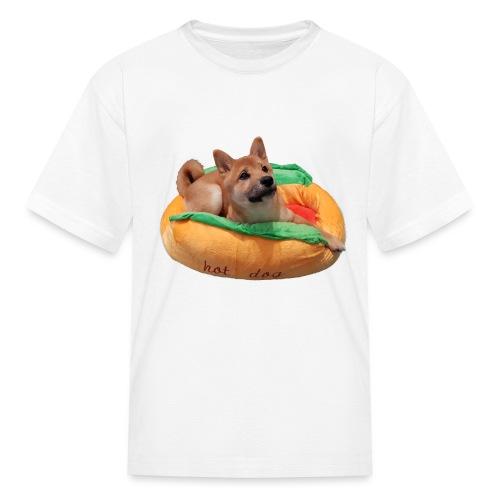 hot doge - Kids' T-Shirt
