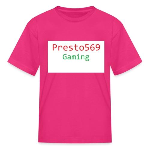 Presto569 Gaming - Kids' T-Shirt