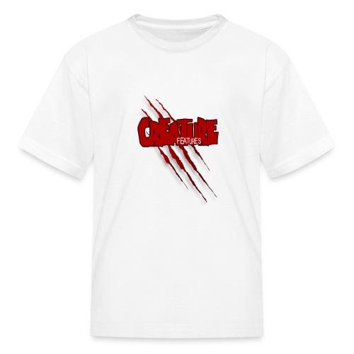 Creature Features Slash T - Kids' T-Shirt