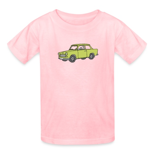 Trabant (baligreen car) - Kids' T-Shirt