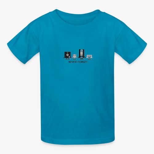 Never forget - Kids' T-Shirt