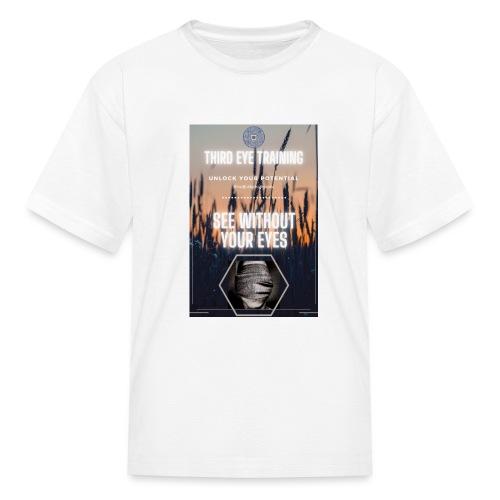Psychic Training - Kids' T-Shirt