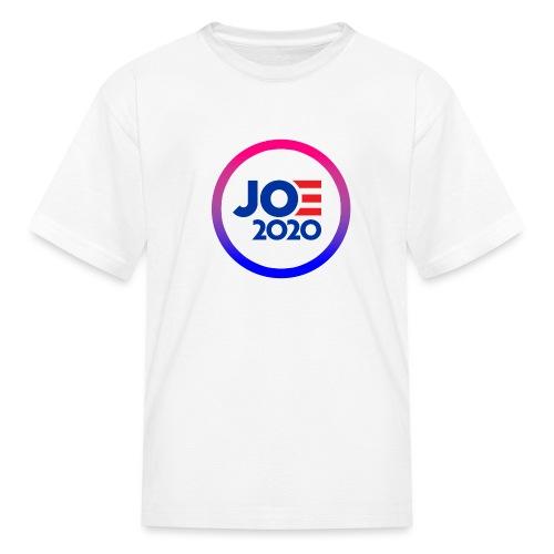 JOE 2020 White - Kids' T-Shirt