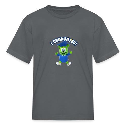 I Graduated! Gummibar (The Gummy Bear) - Kids' T-Shirt
