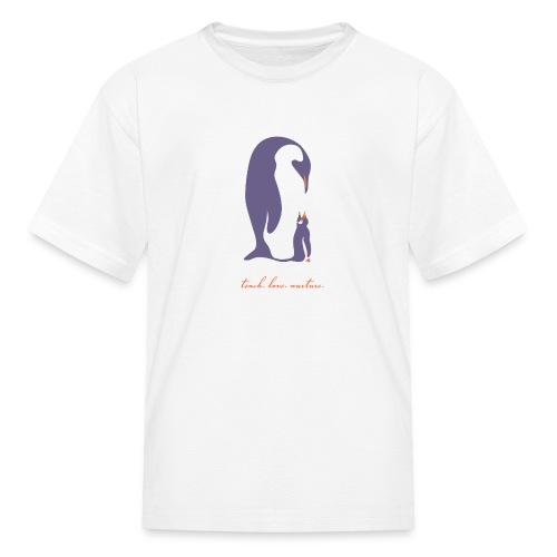 Teach, Love, Nurture - Kids' T-Shirt