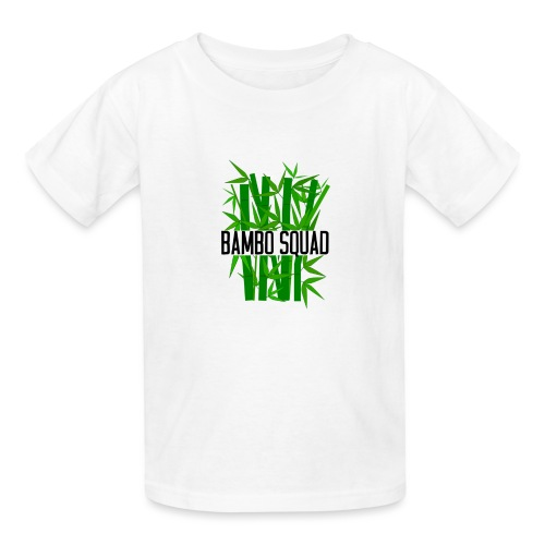 Bamboo Squad - Kids' T-Shirt