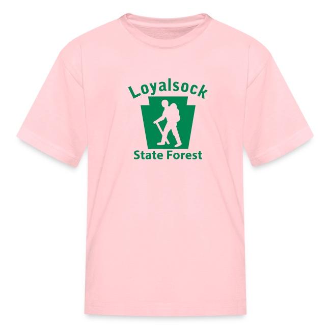 Loyalsock State Forest Keystone Hiker male