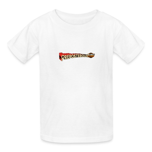 Preposterous - Kids' T-Shirt
