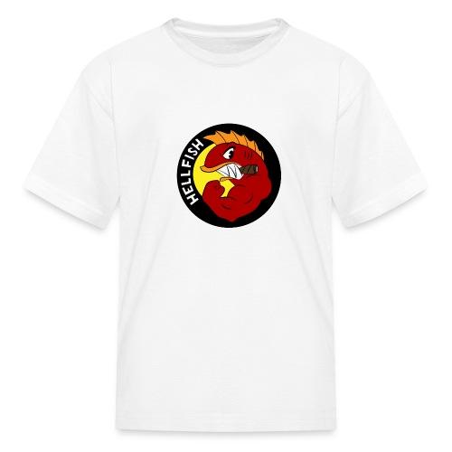 Hellfish - Flying Hellfish - Kids' T-Shirt