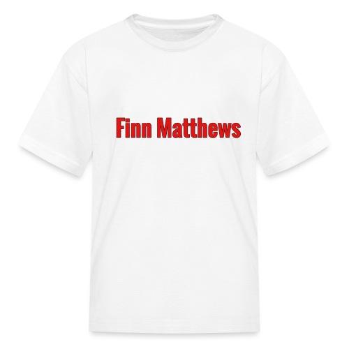 FM Logo - Kids' T-Shirt
