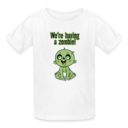 We're Having A Zombie! - Kids' T-Shirt