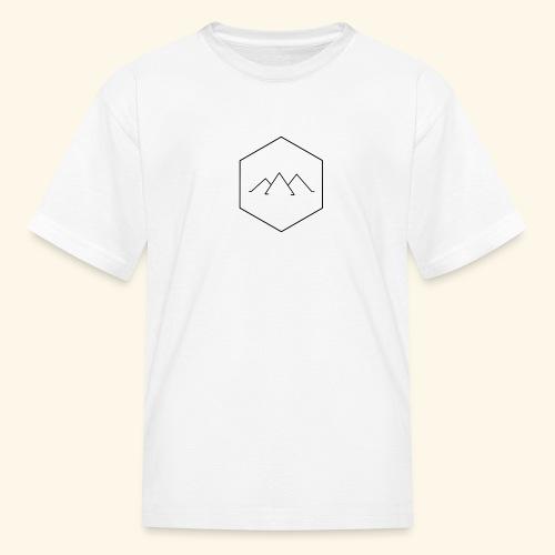 Mountain Hex - Kids' T-Shirt