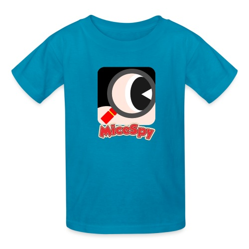 MiceSpy with your eye! - Kids' T-Shirt